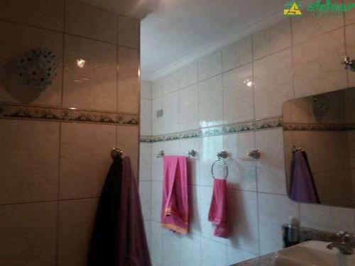 venda sobrado 3 dormitórios jardim santa francisca guarulhos r$ 570.000,00