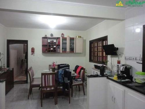 venda sobrado 3 dormitórios jardim vila galvão guarulhos r$ 750.000,00