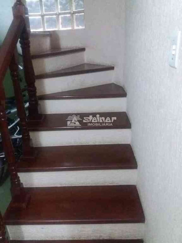 venda sobrado 3 dormitórios parque continental i guarulhos r$ 594.000,00
