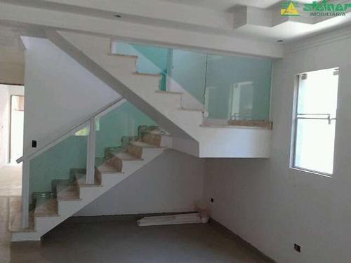 venda sobrado 3 dormitórios parque flamengo guarulhos r$ 480.000,00