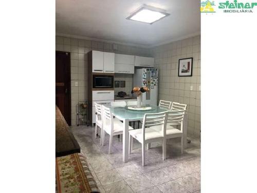 venda sobrado 3 dormitórios ponte grande guarulhos r$ 689.000,00