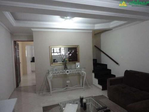 venda sobrado 3 dormitórios vila augusta guarulhos r$ 955.000,00