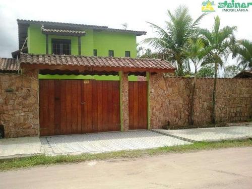 venda sobrado 4 dormitórios jardim indaiá bertioga r$ 550.000,00