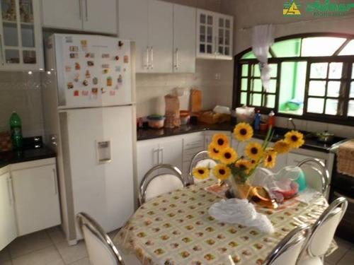 venda sobrado 4 dormitórios vila augusta guarulhos r$ 580.000,00