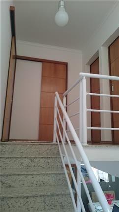venda sobrado condomínio fechado residencial assunção sa - 171
