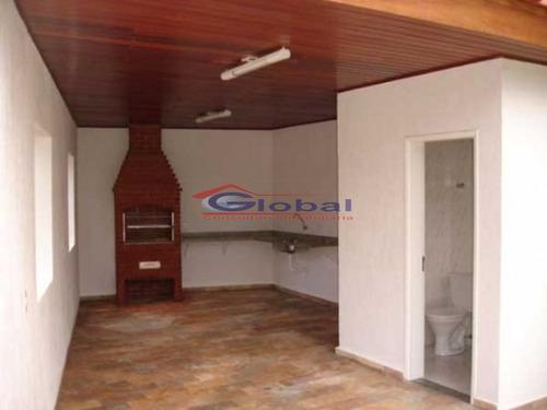 venda sobrado em condomínio - v. eldízia - santo andré - gl38936