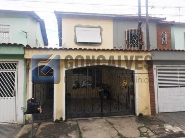 venda sobrado sao bernardo do campo bairro assunçao ref: 525 - 1033-1-52580