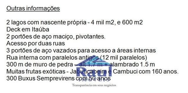 venda sobrado - sítio represa, são paulo-sp - 2994-1