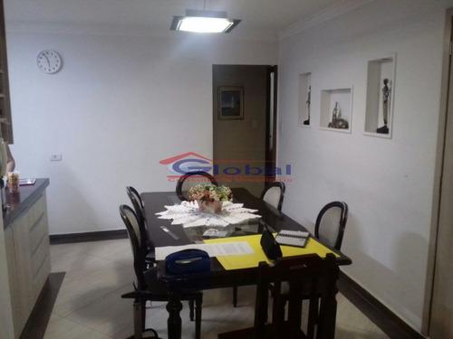 venda sobrado - vila apiaí - santo andré - gl37809