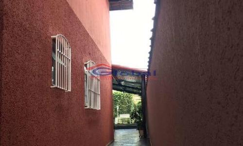 venda sobrado - vila pires - santo andré - gl37922