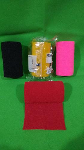venda-tape autoadherible para deportistas