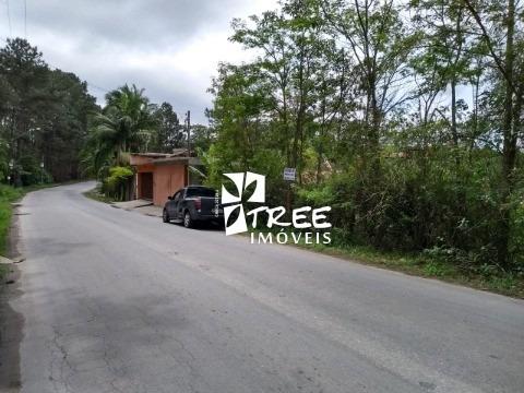 venda terreno arujá, bairro santo antônio ótima localização com a/t 1598m² e 30m² frente - te00730 - 33512712