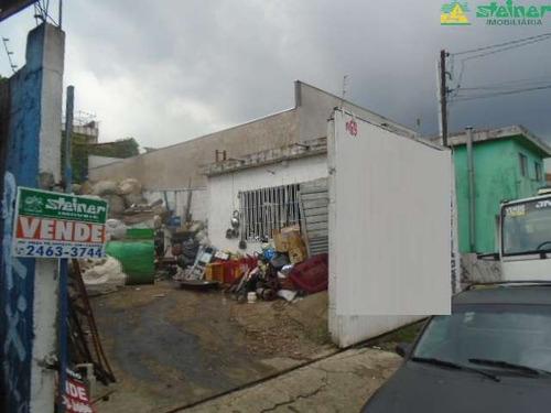 venda terreno até 1.000 m2 jardim bela vista guarulhos r$ 610.000,00
