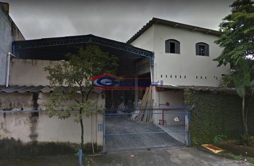 venda terreno - bairro campestre - santo andré - gl35039