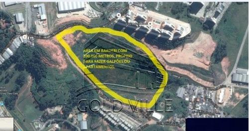 venda terreno barueri  brasil - 3151v