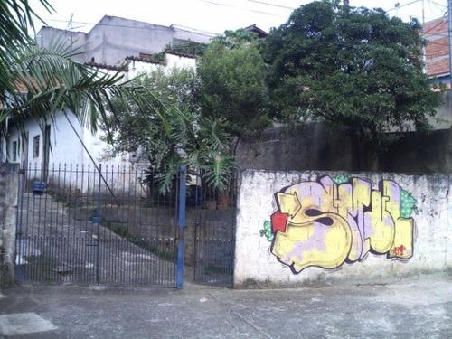 venda terreno c/ casa são paulo  brasil - 235