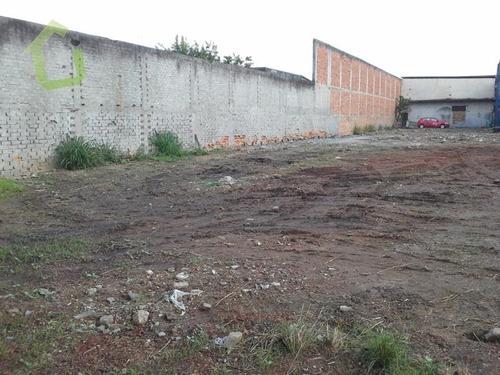 venda - terreno com 1.413,00 m² em belford roxo