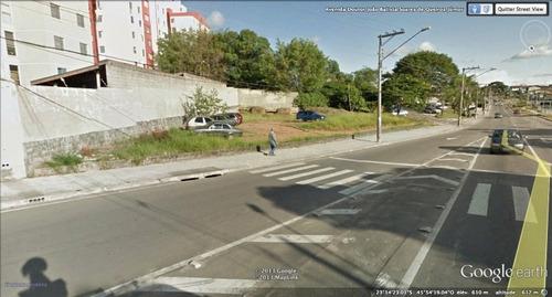 venda-terreno comercial, parque industrial, 553 m² - te0516