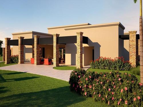 venda terreno condomínio mirassol cond. village damha mirass - 1033-1-759805