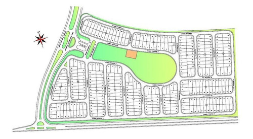 venda terreno condomínio mirassol cond. village damha mirass - 1033-1-765378