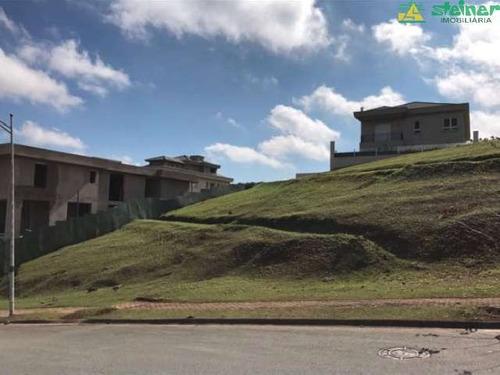 venda terreno em condomínio alphaville santana de parnaíba r$ 650.000,00