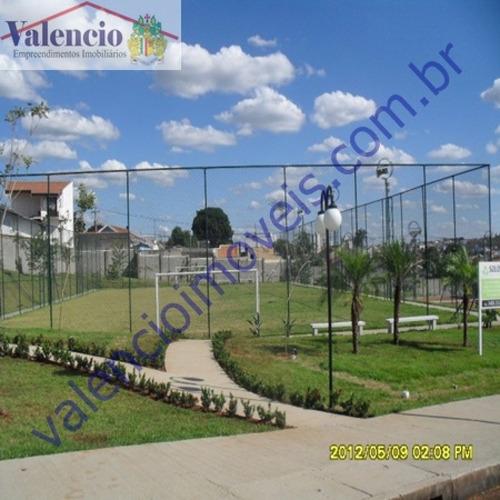 venda - terreno em condomínio - loteamento residencial jardim dos ipês amarelos - americana - sp - 7315mmj