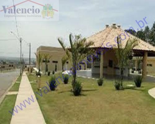 venda - terreno em condomínio - loteamento residencial jardim villagio - americana - sp - 7519gg