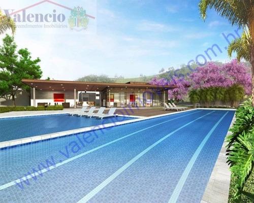 venda - terreno em condomínio - loteamento residencial jardim villagio - americana - sp - 7523gg