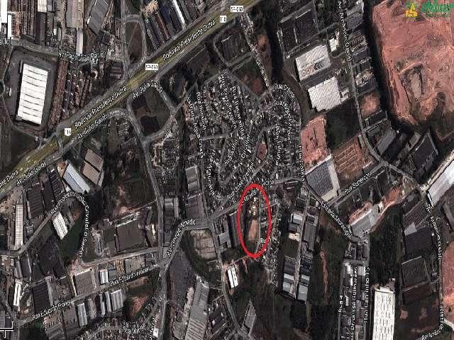 venda terreno industrial bonsucesso guarulhos r$ 4.000.000,00