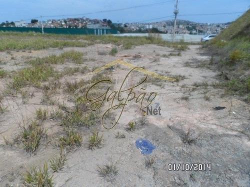 venda terreno jandira  brasil - 618v
