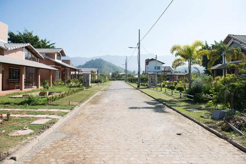 venda - terreno no condomínio ecológico vale do tinguá