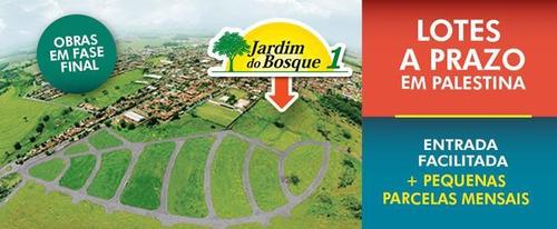 venda terreno palestina jardim do bosque i ref: 763552 - 1033-1-763552