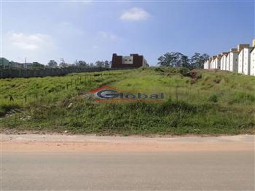 venda terreno - pq. são vicente - mauá - gl34696