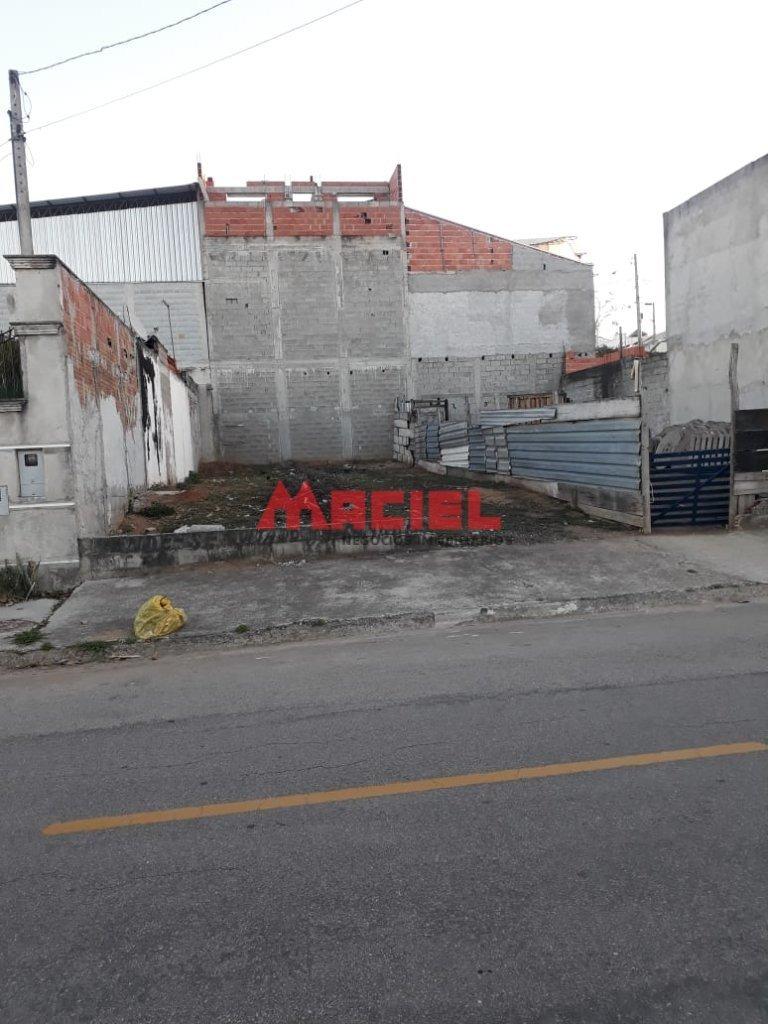 venda terreno residencial jacarei residencial santa paula re - 1033-2-5807