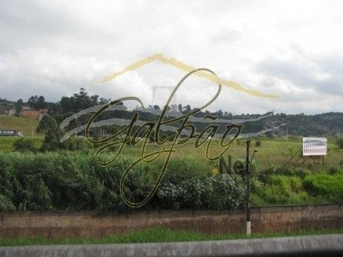 venda terreno taboão da serra  brasil - 1604v