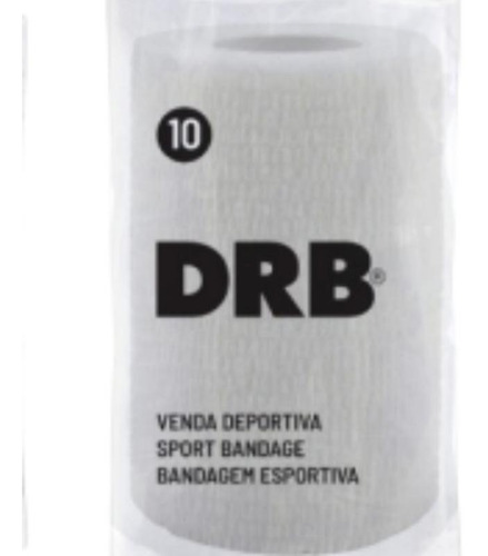 venda ultra light drb 10 cm x 4,5 mts