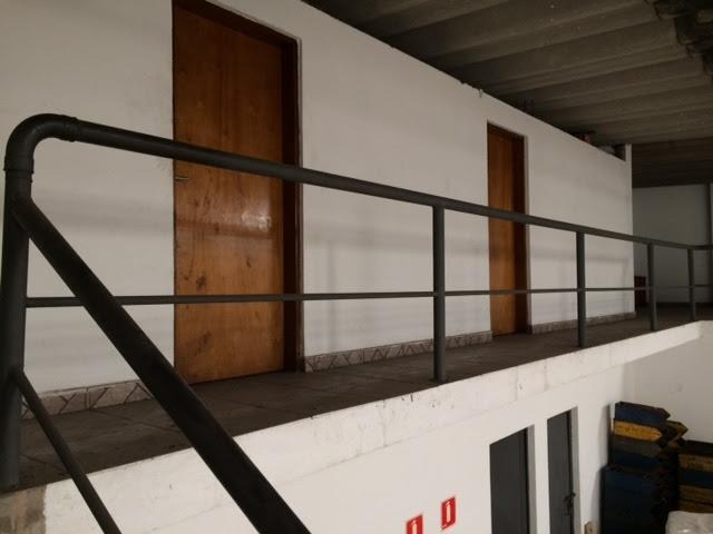 venda v. dos remédios - galpão 520 m2 area construída, 3 vagas, divisa sp e osasco - ga0012