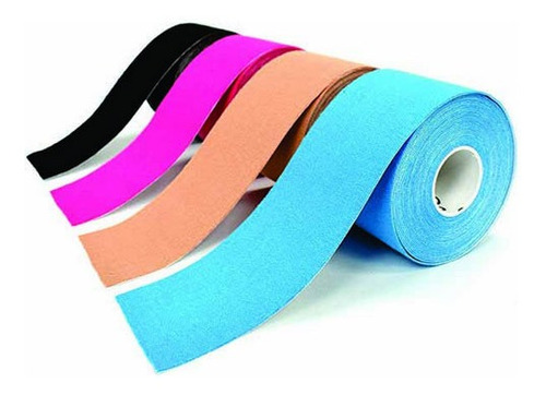 vendaje cinta muscular neuromuscular kinesiology tape