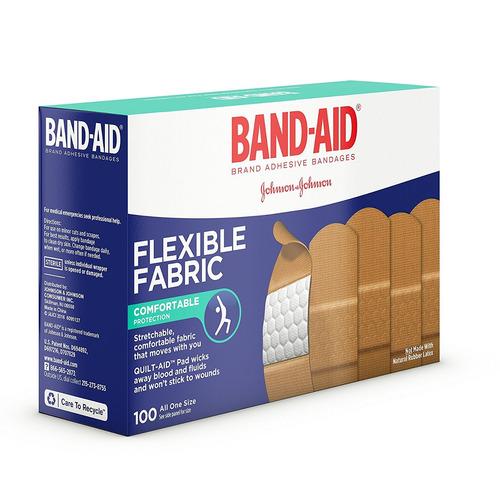 vendajes adhesivos de la tela flexible de la venda de la ...
