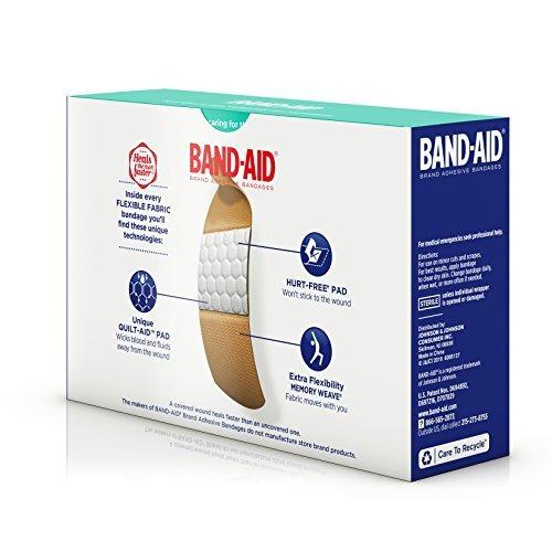 vendajes adhesivos de la tela flexible de la venda de la