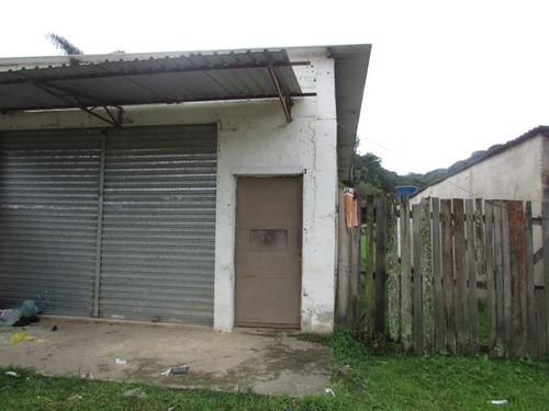 venda/locação galpão 100 mts/frente asfalto/ref:04549