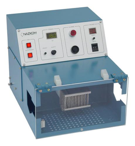 venda/manutenção em equipamentos nazkom, sob consulta prévia