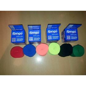Vendas 5cm Elasticas Color Rojo Azul Negro Rosa Fluor Boxeo