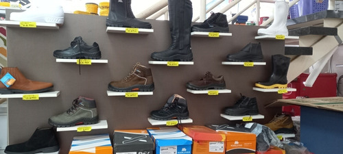 vendas de botas e tênis
