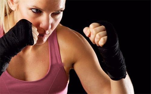 vendas de boxeo de algodón 4mts artes marciales importadas