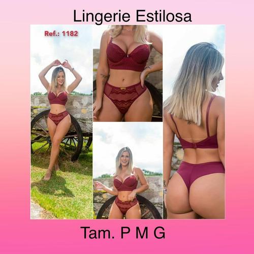 vendas de lingerie em atacado