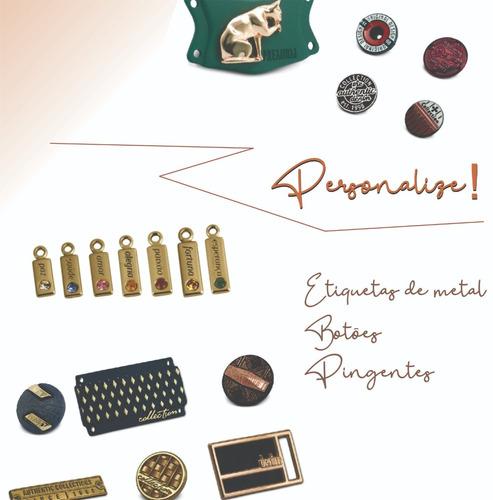 vendas de metais personalizados