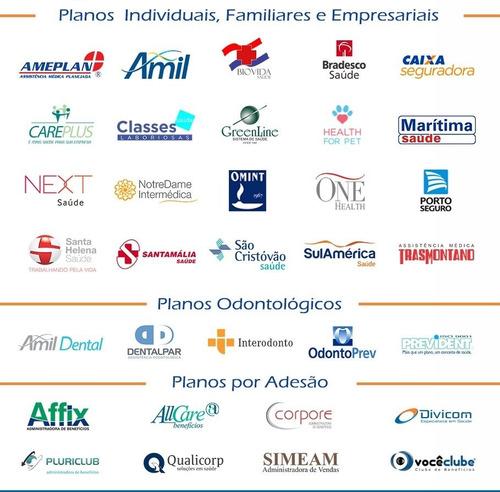vendas de planos de saúde e particular e empresarial
