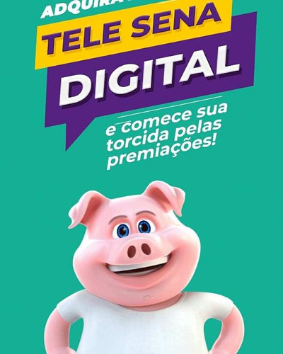 vendas de telesena digital