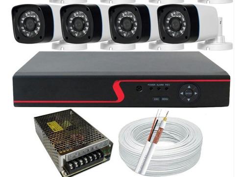 vendas e serviços de segurança eletrônica